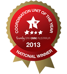 National Winner - Coordination Unit of the Year